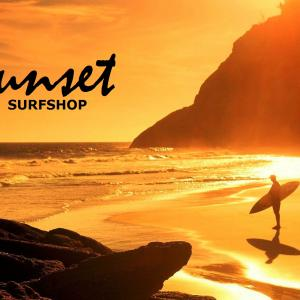 SUNSET SURFSHOP