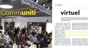 Communiti : Au delà du virtuel