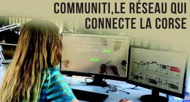 Communiti : le réseau qui connecte la Corse